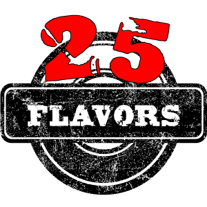 25-flavors